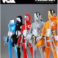 3AVOX Microman - String Divers Available For Preorder NOW!