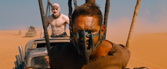 Mad Max Fury Road prisoner