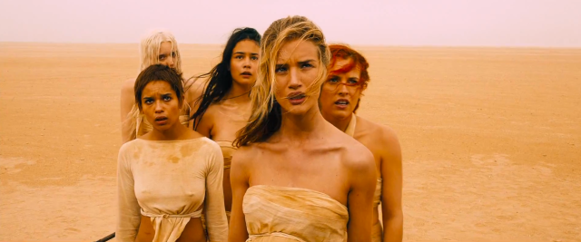 Mad Max fury road beauties