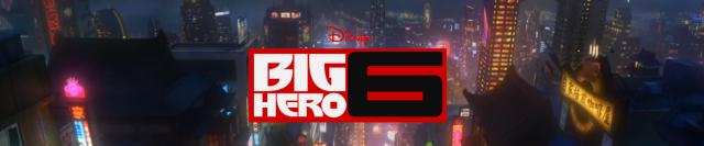 Big Hero 6 banner