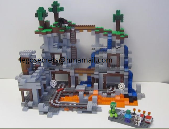 LEGO Minecraft The Mine