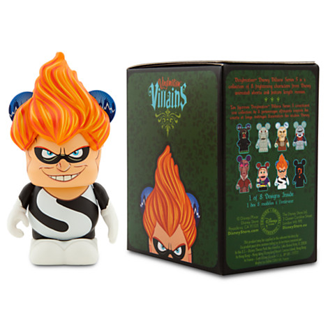 Check Out Pixar S Villain Vinylmation Series 5 Available