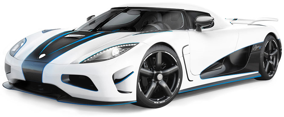 AgeraR 2013 Start The Koenigsegg Agera R