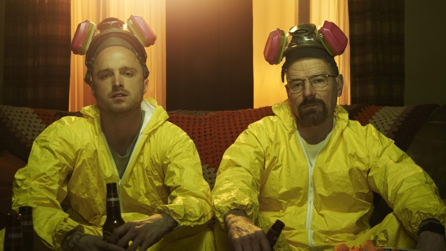 Breaking Bad, Frame Series