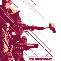 "Poster Posse Member Florey Gives The Bad Guys Their Due With His ""Guardians Of The Galaxy"" Companion Piece"