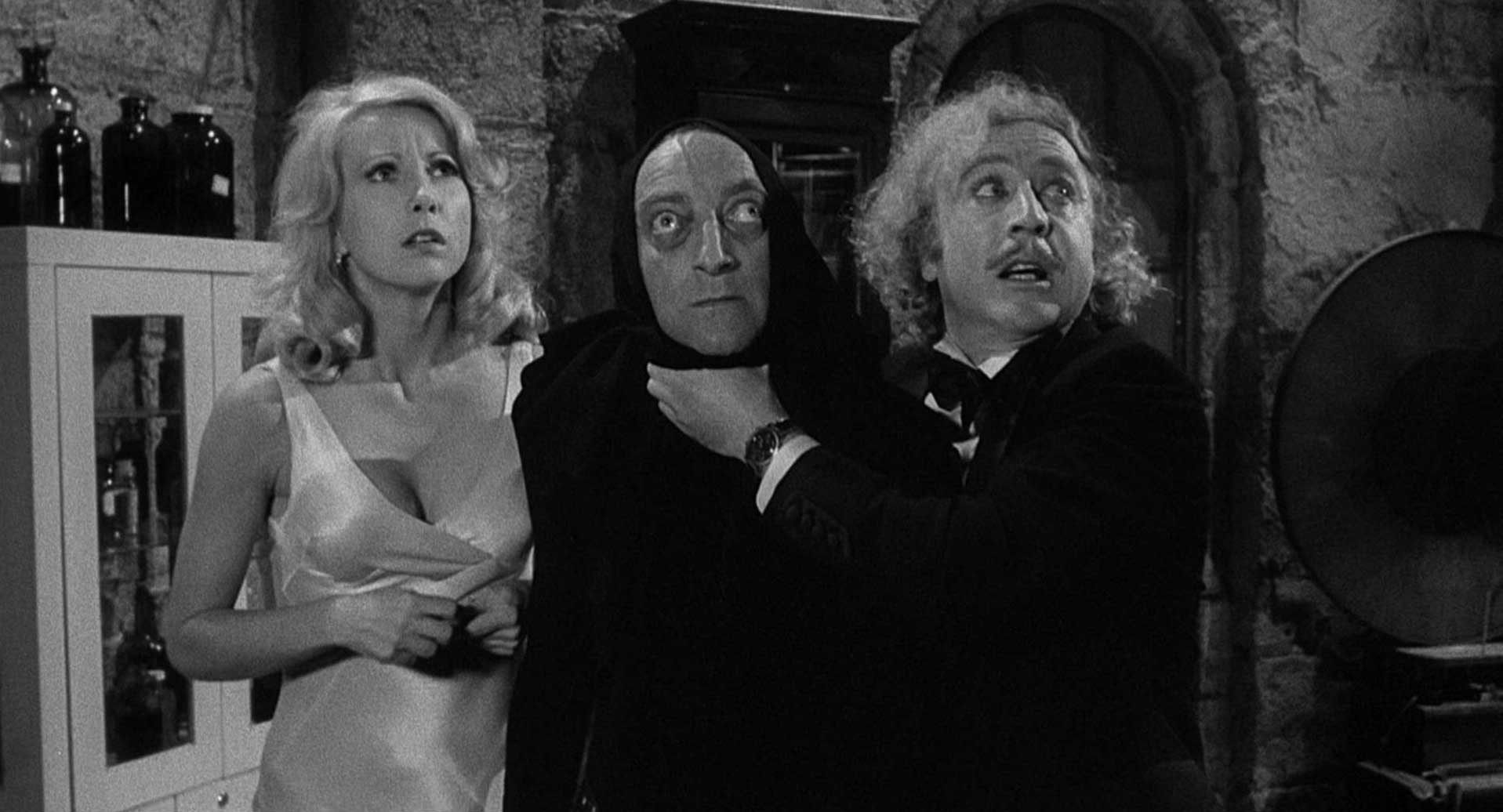 """The Mel Brooks Classic: """"Young Frankenstein"""" Turns 40 With ..."""
