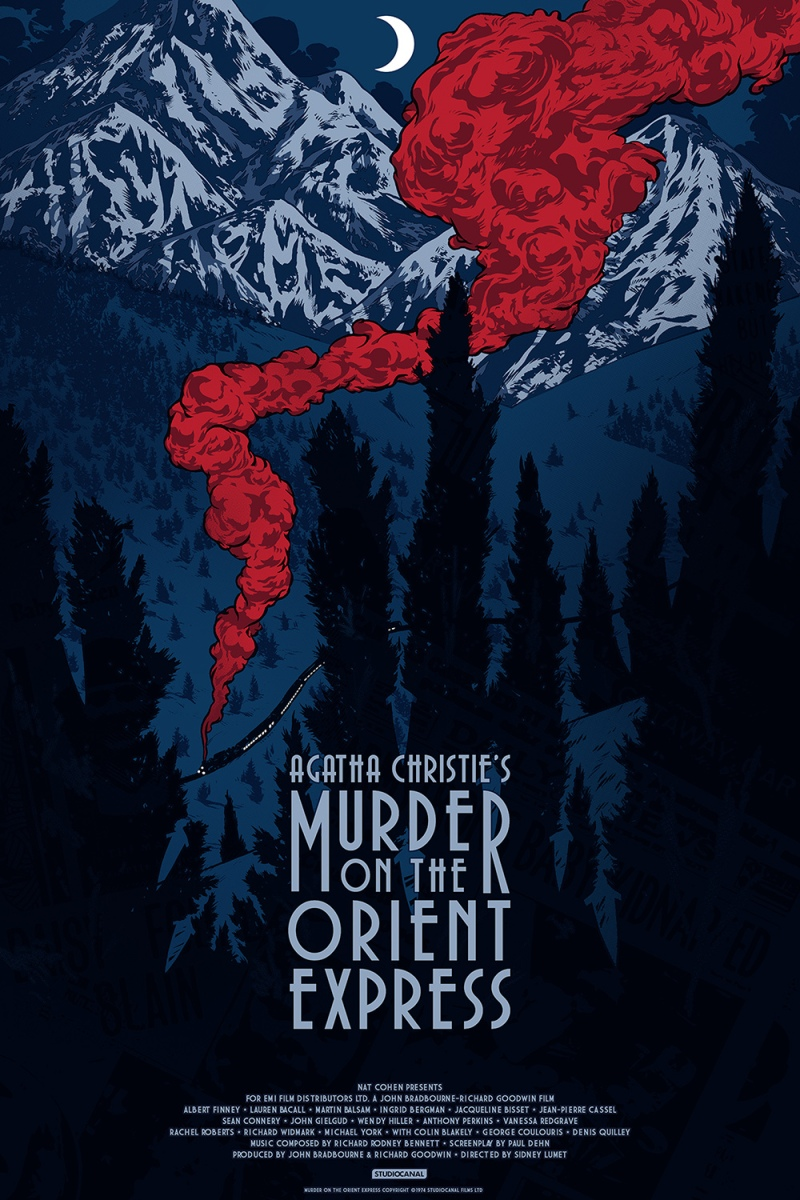 "Black Dragon Press Announces Their Second Release: ""Murder On The Orient Express"" by Johnny Dombrowski"