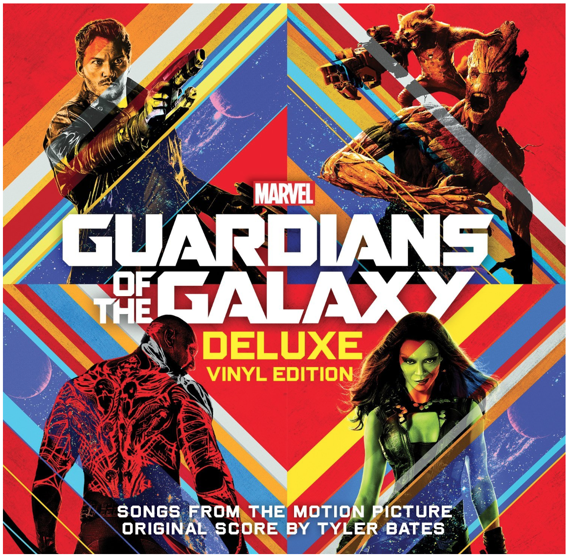 Preorder The Deluxe Vinyl Edition Soundtrack For