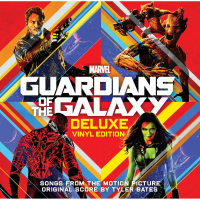 "Preorder The Deluxe Vinyl Edition Soundtrack For ""Guardians of the Galaxy"" Featuring the Original Songs & Score From The #1Smash Hit By Marvel & James Gunn"