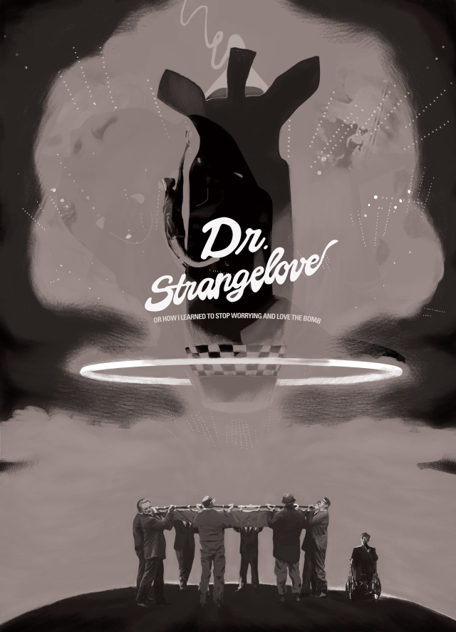 DoctorStrangeloveblk&w