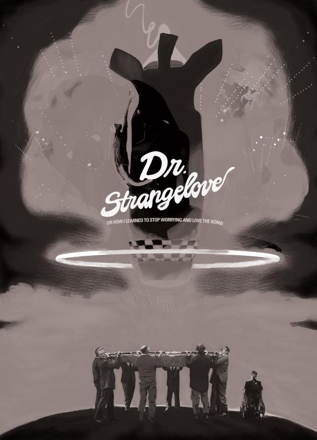 DoctorStrangeloveblk&w