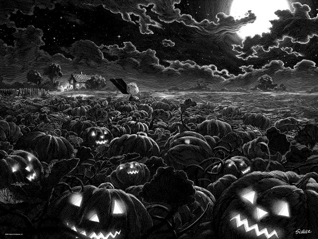 Great Pumpkin-FOIL