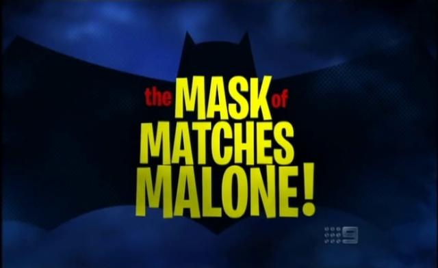 Mask-title