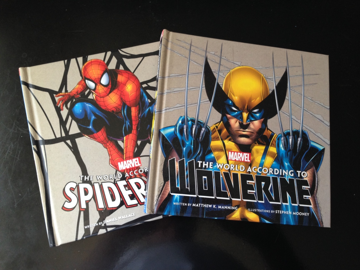 Insight Editions Gives You 2 New Marvel Books To Help You Make The RIGHT Choices In Life