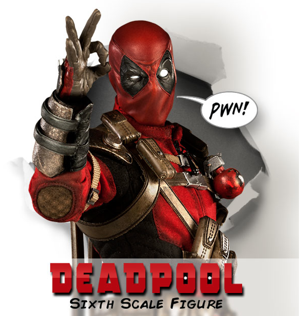 Sideshow Collectibles Deadpool