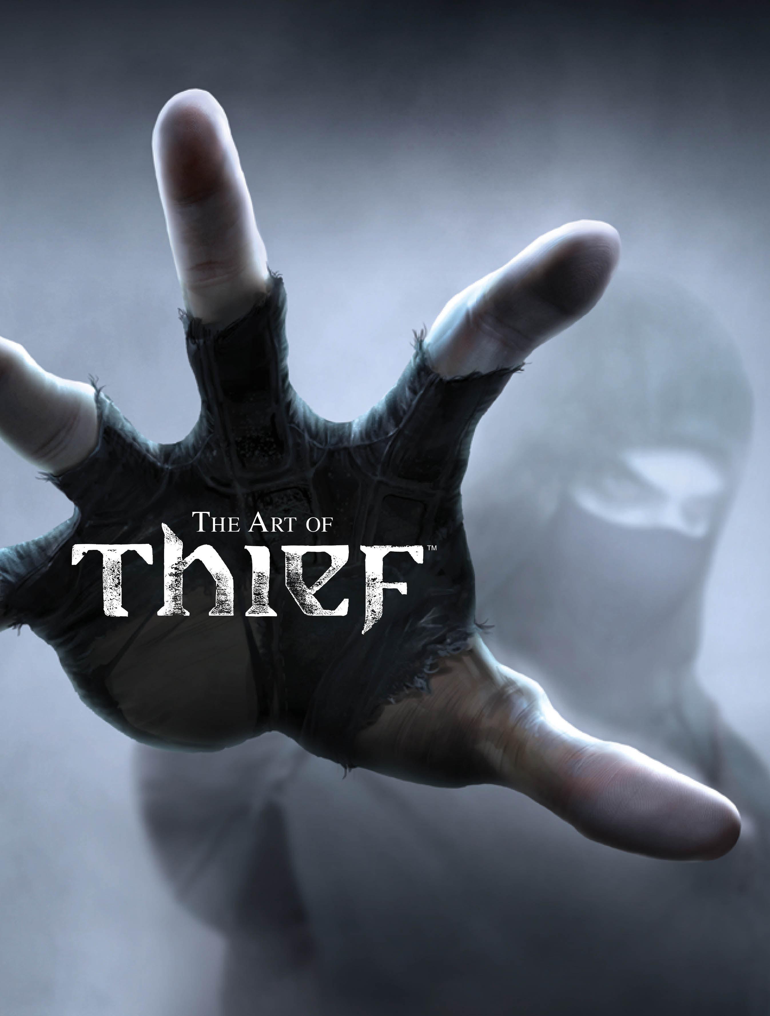 titan books   u201cthe art of thief u201d awakens our inner
