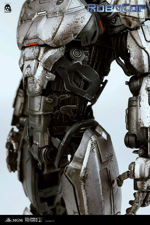 preorder threezero�s awesome 16th scale robocop em208