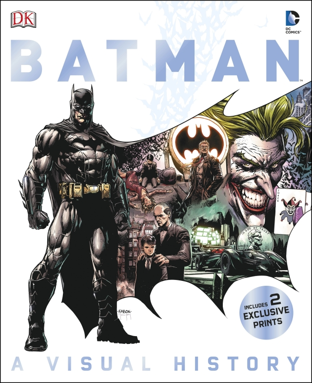 BatmanVisualHistory