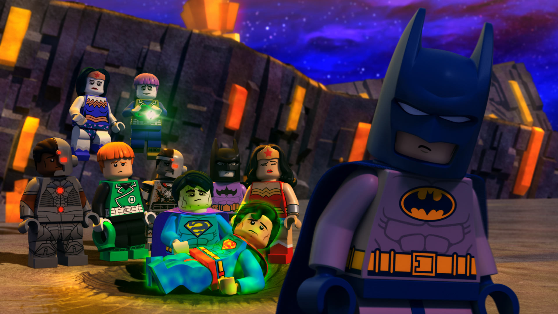 bizzaro justice league by - photo #12
