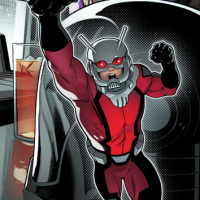 "Marvel Gives Fans A True Treat With Their First Ever ""Shrinking Variant"" For Ant-Man #1"