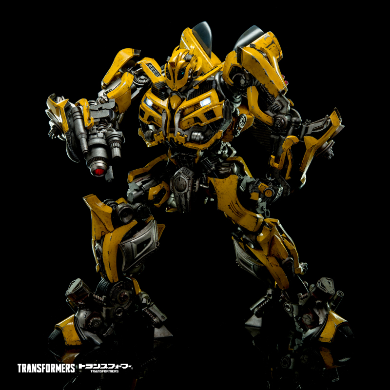 3a Announces A Ridiculously Awesome Transformers Bumblebee