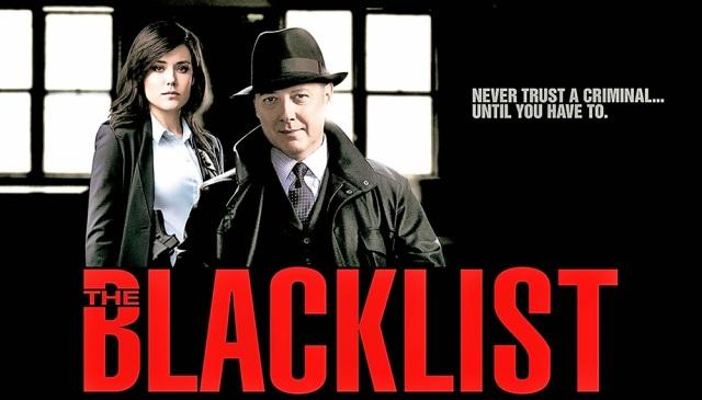 Blacklist Season 2 Poster