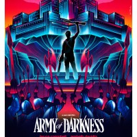 """Spoke Art Partners With Van Orton Design And Pays Homage To """"Army of Darkness"""""""