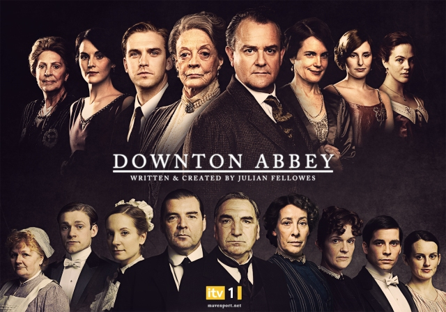 DowntonAbbey-Poster