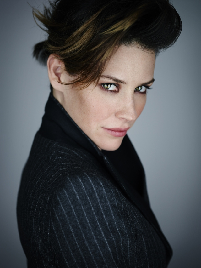 Evangeline Lilly photo - Photo by Sarah Dunn, Courtesy of Warner Bros. Pictures