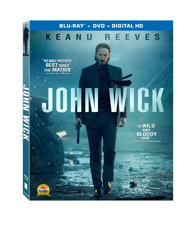 keanu reeves action thriller john wick  digital hd jan  blu ray combo pack feb