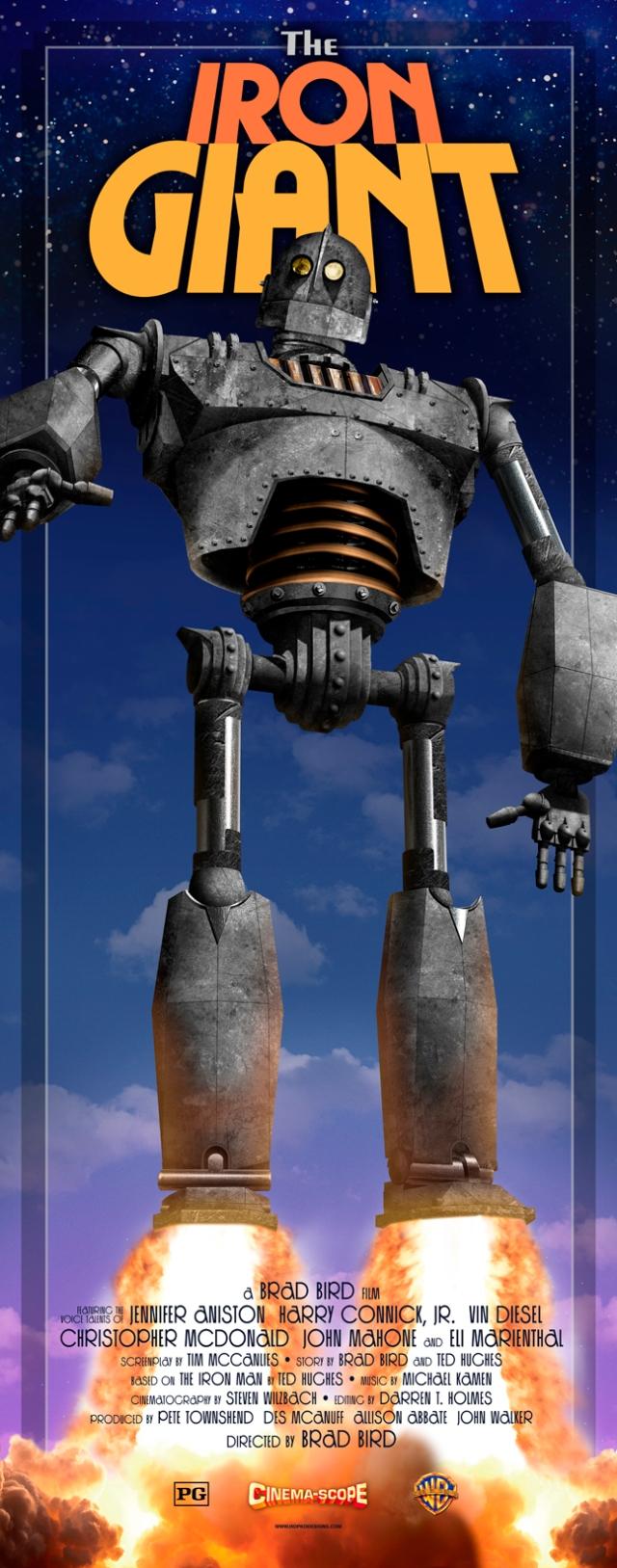 The Iron Giant 14_x37_ hopko designs