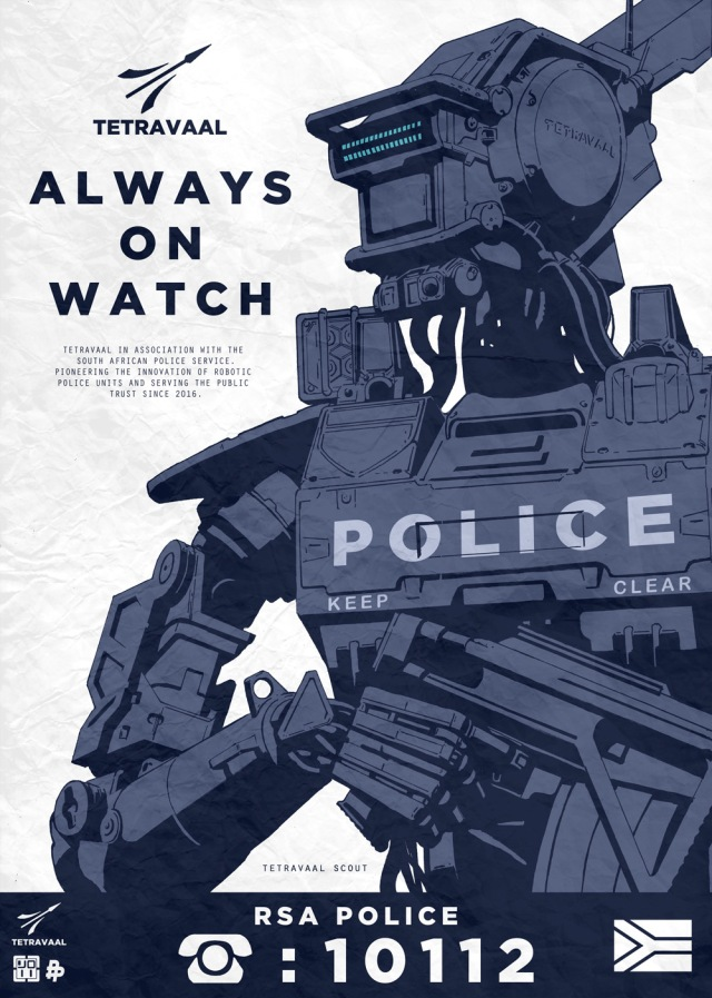 Chappie Public Trust Laurie Greasley