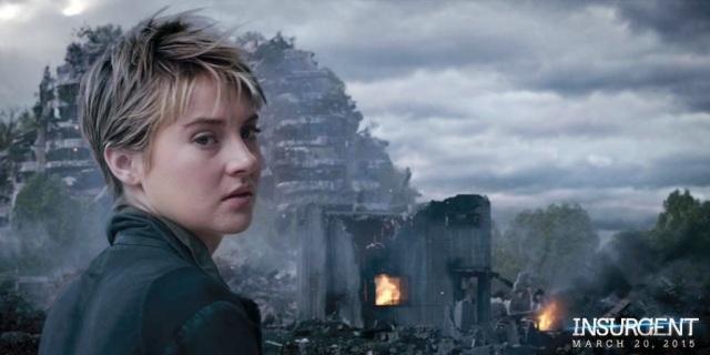 Divergent 2 Insurgent Movie