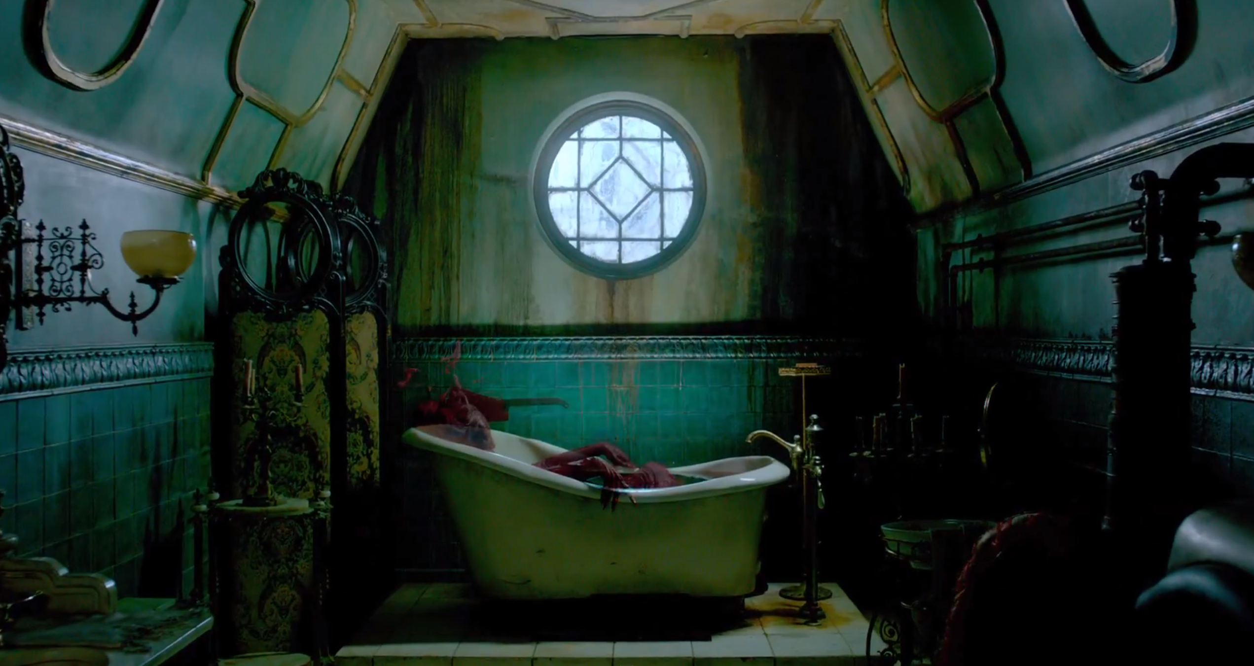 Watch The Mesmerizing First Trailer For Guillermo Del Toro