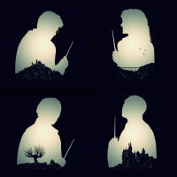 Harry Potter Fans Will Find Khoa Ho's Set Of 4 Prints As Magical As A Basilisk