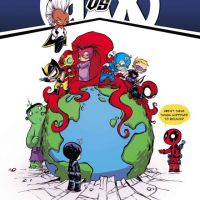 Marvel Enlists Skottie Young For Warzone In Their Giant-Size Little Marvel: AVX #1