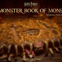 "Sideshow Collectibles Gives Harry Potter Fans ""The Monster Book Of Monsters"""
