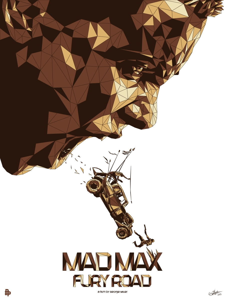 "The Poster Posse Is Back, This Time They Get Post-Apocalyptic With A Tribute To Warner Bros. ""Mad Max: Fury Road"""