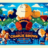 Dark Hall Mansion & Tom Whalen Are Back With Another Extraordinary Charlie Brown Print