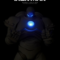 "3A Announces ""Ghost Iron Man"" & It's Scary Good"