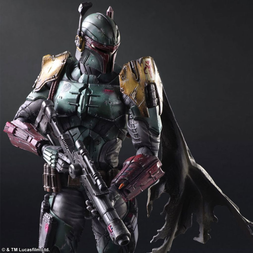 Square Enix Reveals 3 Sensational New Star Wars Variant Playarts Figures Blurppy