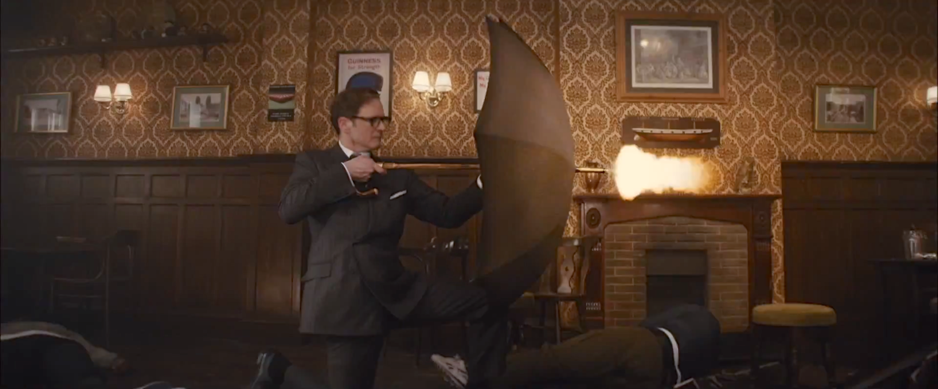 """Kingsman The Secret Service Q A With: """"Kingsman: The Secret Service"""" Coming To Your Home This"""