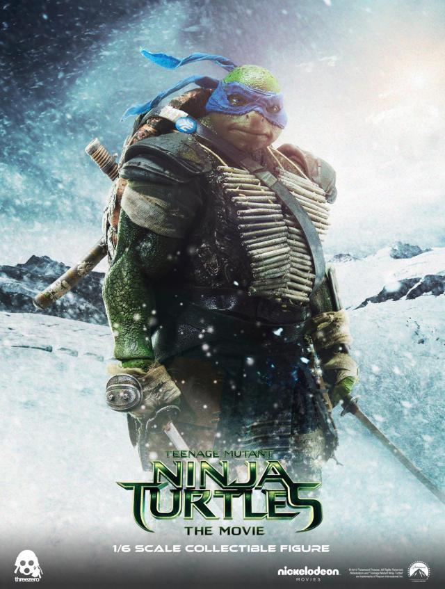 Threezero-TMNT-2014-sixth-scale-figure-Leonardo