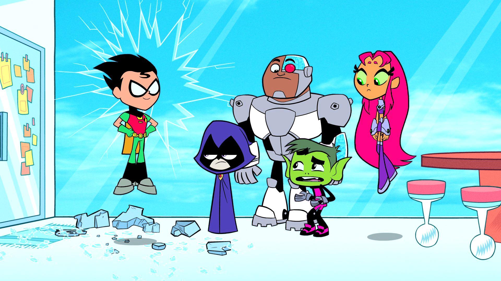 Teen Titans Go - Czg Yer-3513
