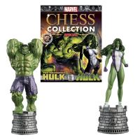 Marvel & DC Take Their Never-ending Rivalry To The Chess Board