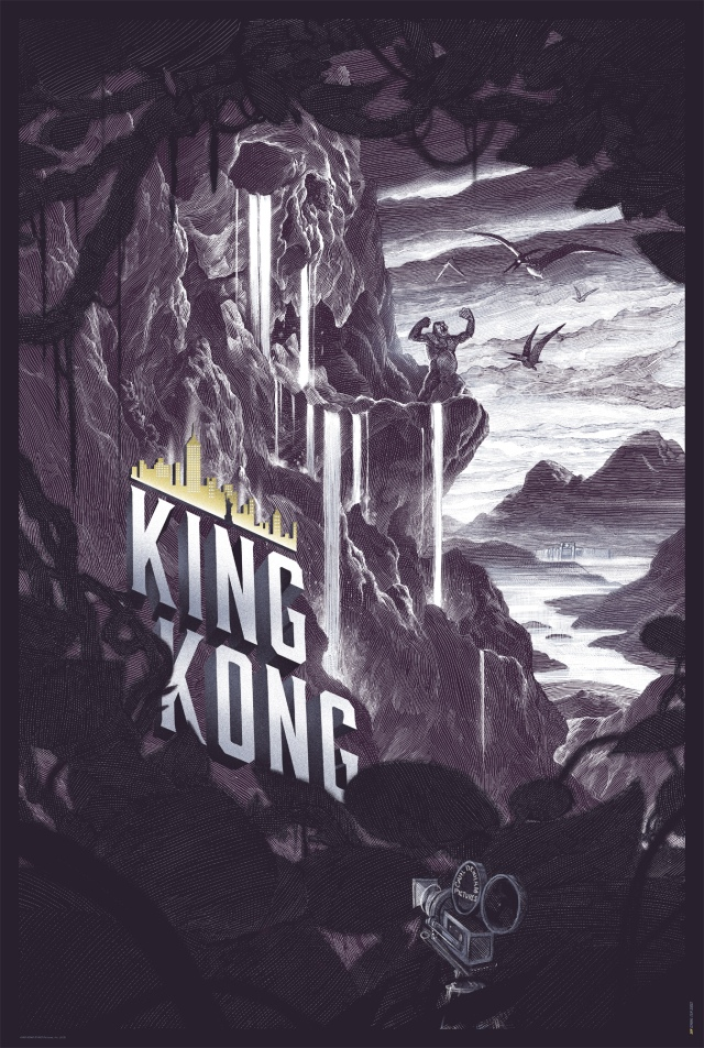 KING KONG-LAVENDER