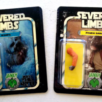"Janky Toys Offers Up Some ""Severed Limbs"" From A Galaxy Far, Far Away"