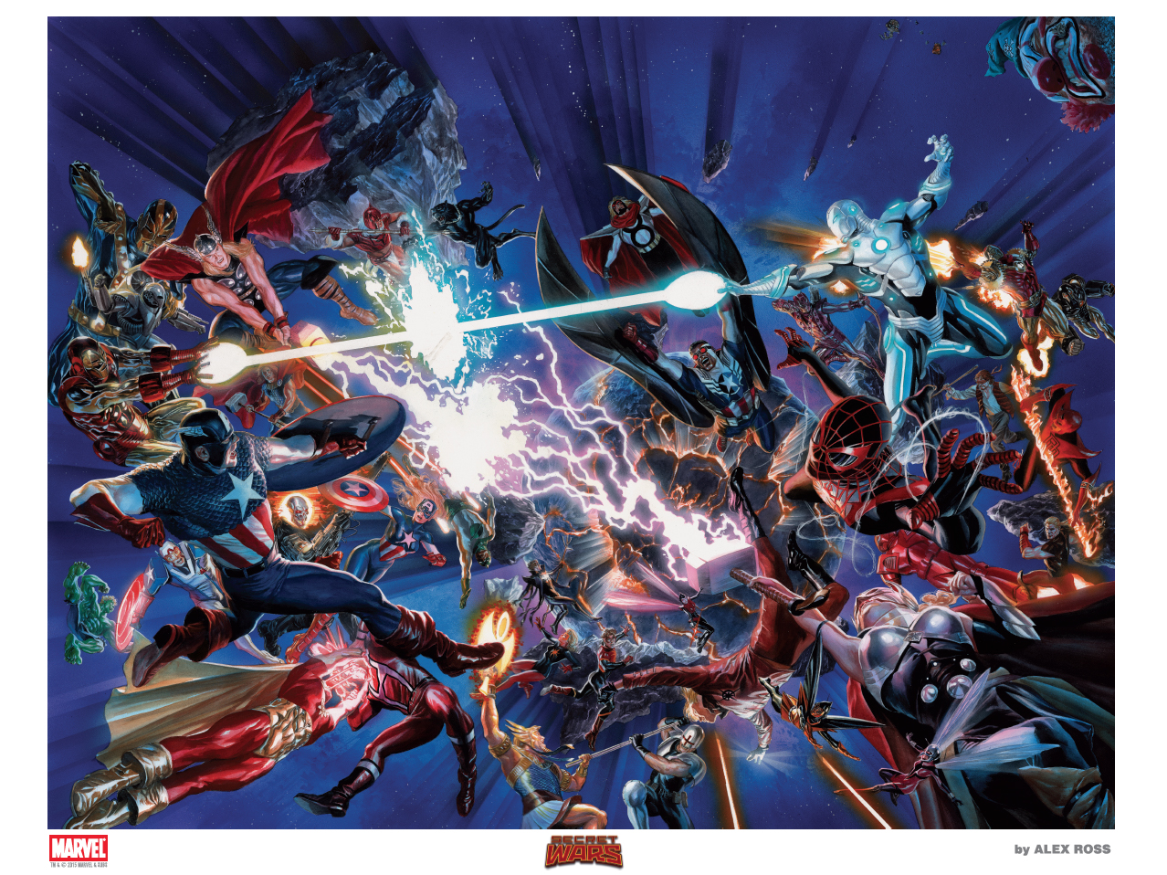 Alex Ross Art Announces An All New Fan Experience For SDCC