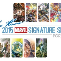 Alex Ross Art Announces An All-New Fan Experience For SDCC 2015