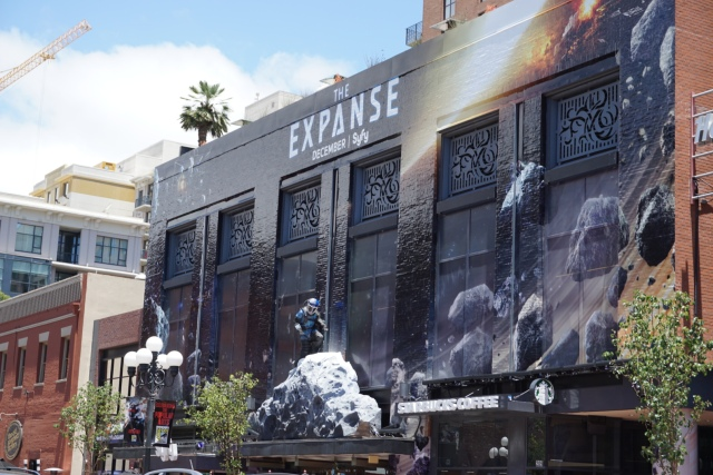 The Expanse Cafe_SDCC